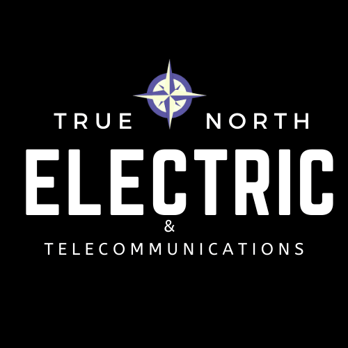 True North Electric and Telecommunications ' Logo