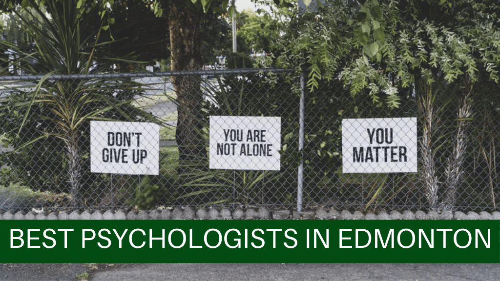 Best Psychologists in Edmonton