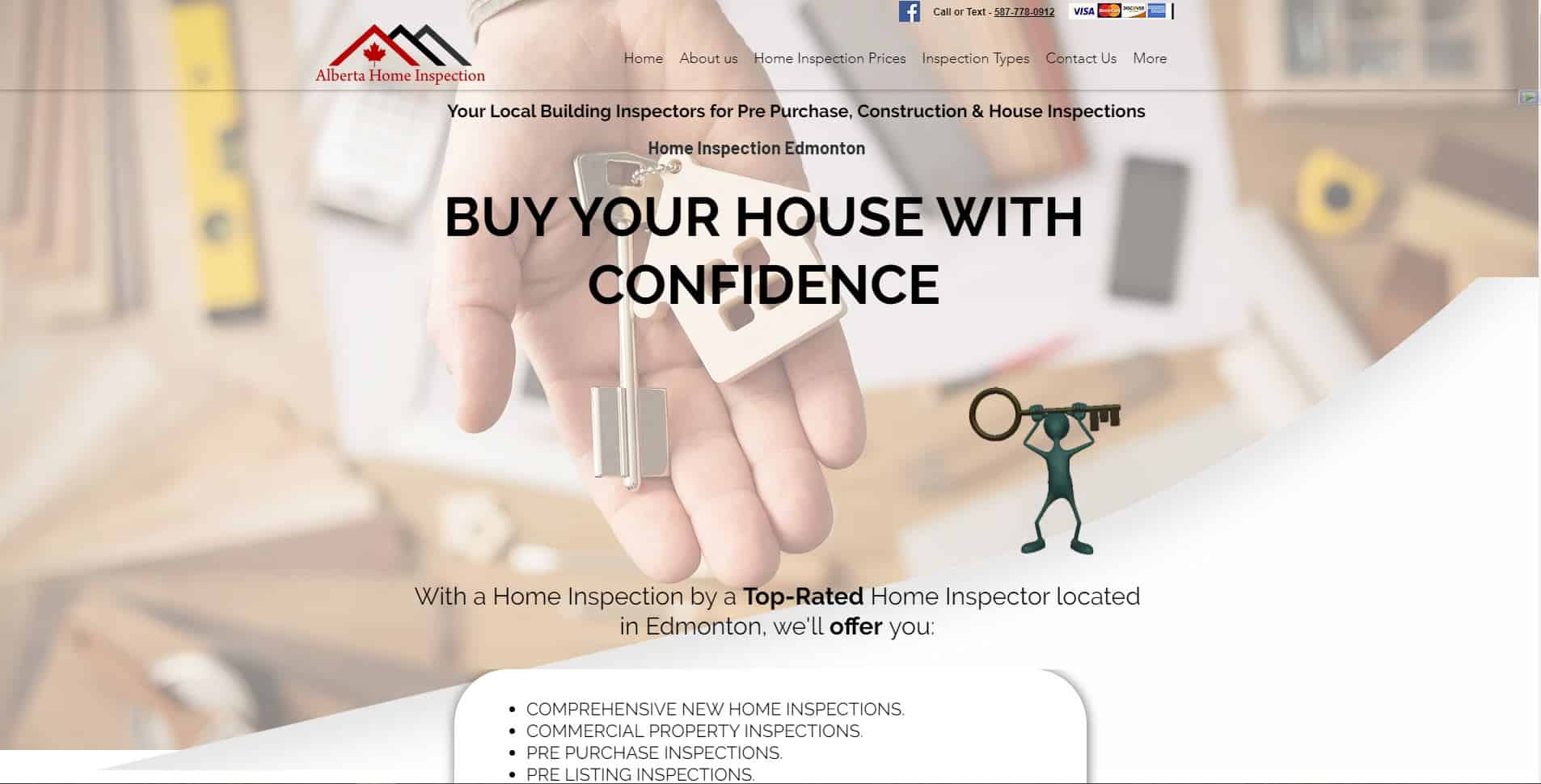 Alberta House Inspection's Homepage