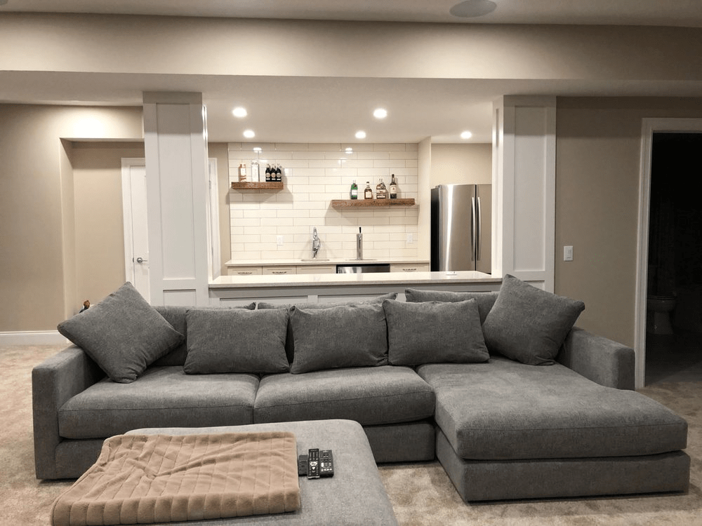 Do It All Contracting's Featured Living Room