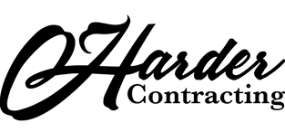 Harder Contracting's Logo