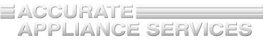 Accurate Appliance Services' Logo