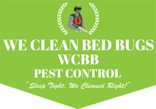 We Clean Bed Bugs' Logo
