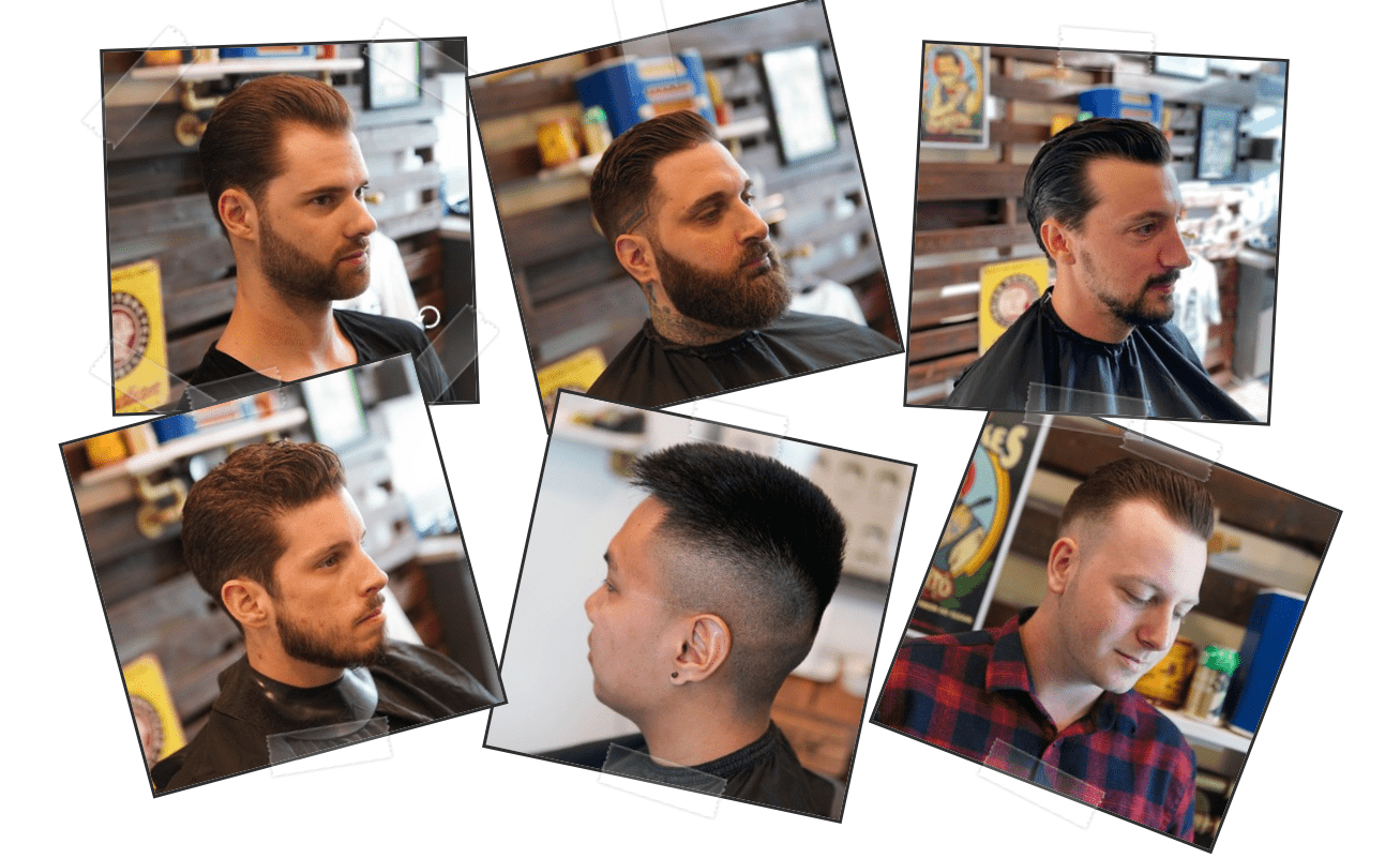 Grizly Barber Shop's Haircut Preview