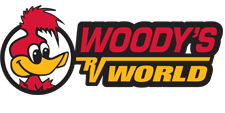 Woody's RV World's Logo