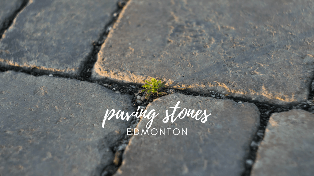 Best Paving Stones in Edmonton