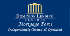Dominion Lending Centres Mortgage Force's Logo