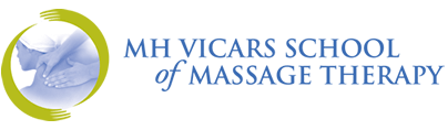 MH Vicars School of Massage Therapy's Logo