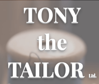 Tony the Tailor's Logo