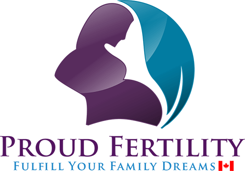 Proud Fertility's Logo
