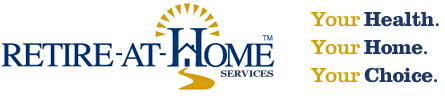 Retire At Home's Logo
