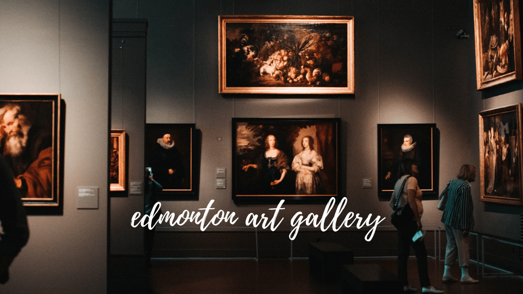 Best Edmonton Art Gallery