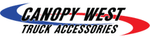 Canopy West Truck Accessories' Logo