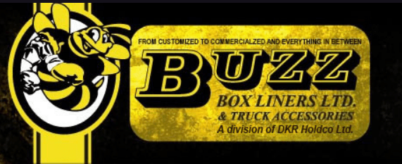 Buzz Box Liners & Truck Accessories' Logo
