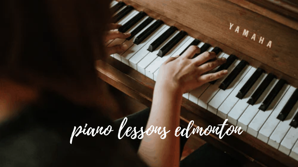 Best Places for Piano Lessons in Edmonton