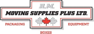 R.M. Moving Supplies Plus Ltd.'s Logo