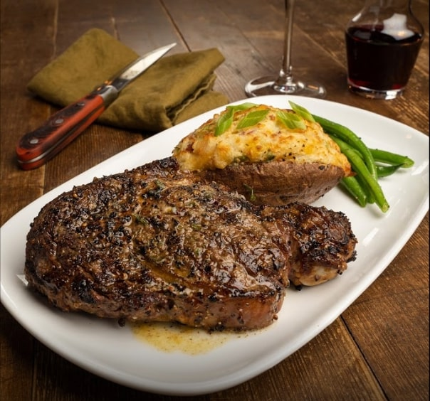 MR MIKES Steakhouse Casual's Steaks
