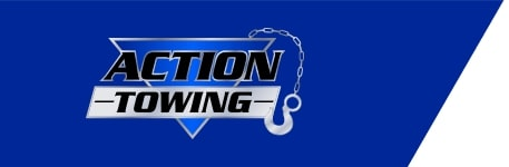 Action Towing's Logo
