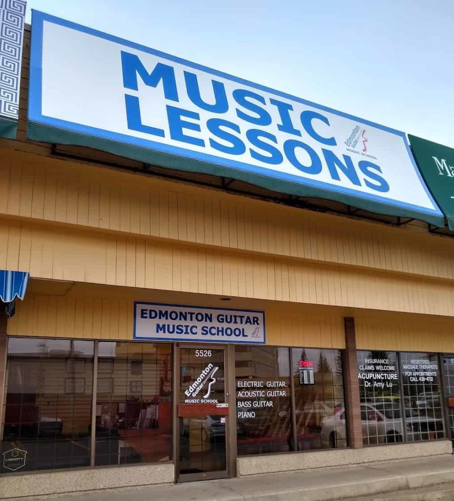 Edmonton Guitar Music School