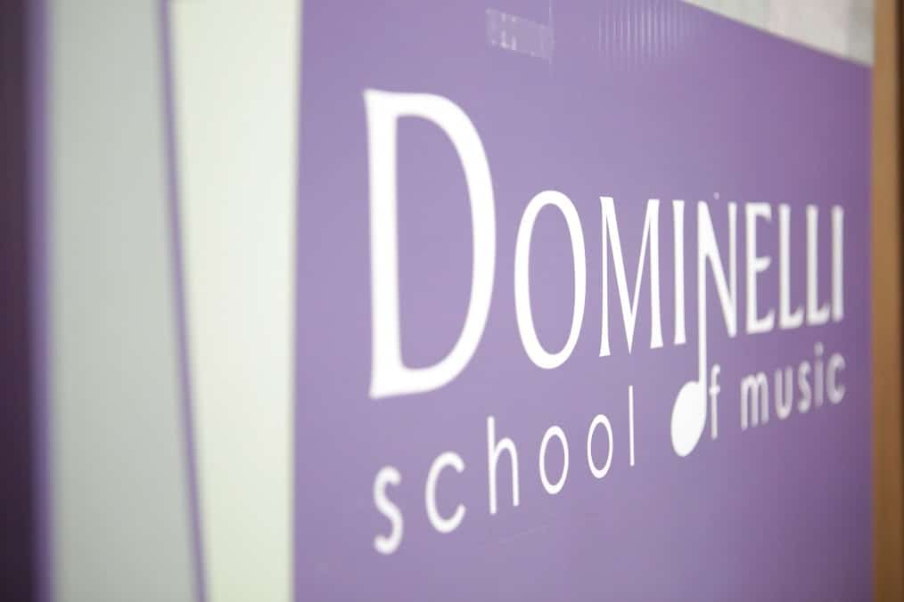 Dominelli School of Music's Logo
