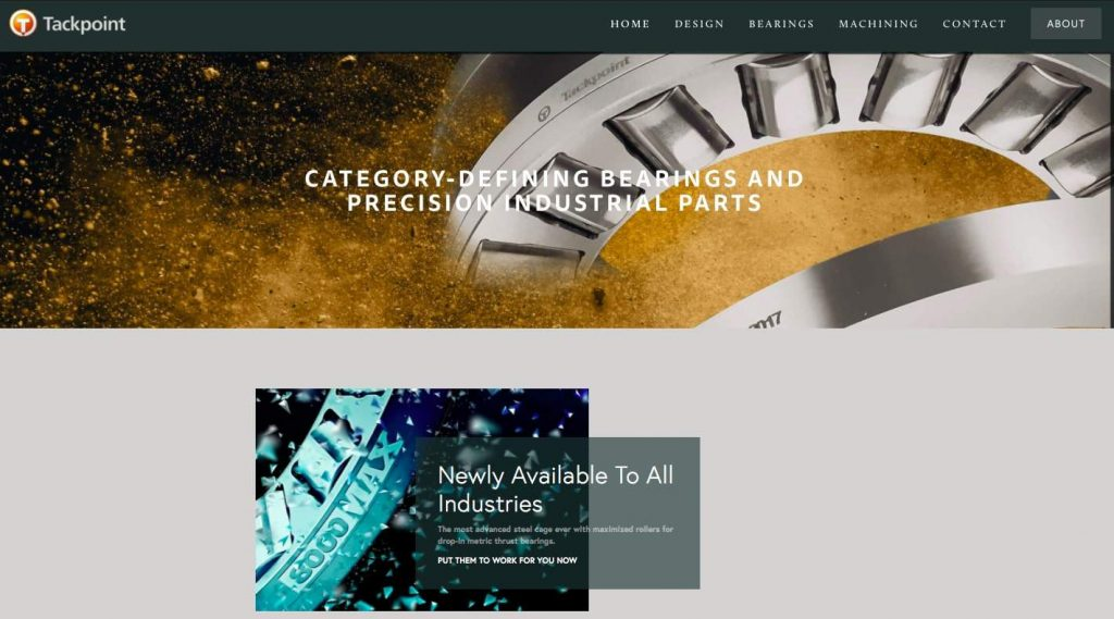 Tackpoint's Homepage